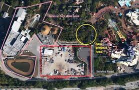 Universal Orlando Maps by Insanity Lurks Inside King Kong Returning To Universal Orlando