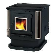 shop summers heat 2 200 sq ft pellet stove at lowes com
