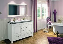 salle de bain romantique photos meuble salle de bain boheme envie de salle de bains