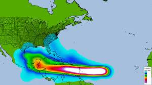 Yucatan Peninsula Map Texas Hurricane Page 4
