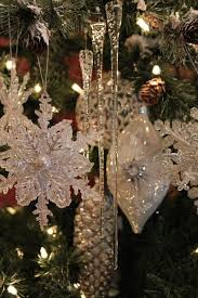 glass icicle ornaments set of 24 exclusively