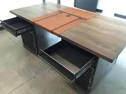 Modern Rustic Desk Desk Industrial Modern Rustic Storage Desk Modern Industrial