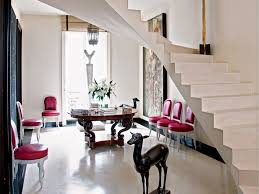 Inside Home Design Lausanne See How One Designer Turned His Paris Duplex Into An Elegant