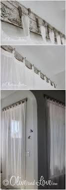 Bedroom Curtain Rods Decorating 177 Best Curtains Images On Pinterest Easy Curtains Home Ideas
