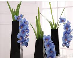 Wedding Home Decoration Online Get Cheap Artifical Orchid Aliexpress Com Alibaba Group