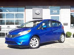 compact nissan versa note bardier automobiles inc 2014 nissan versa note 1 6 sl