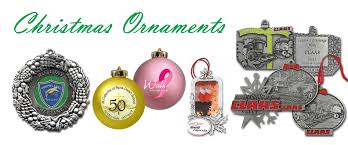 imprinted ornaments