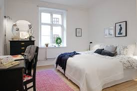 apartment bedroom ideas chic small apartment bedroom ideas with mirror and study
