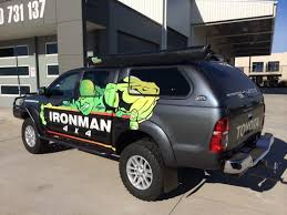 Ironman Awning Hilux 2011 Thermo Plas Canopy A Deck Ironman 4x4