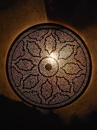 Moroccan Wall Sconce Medina Touch Moroccan Decoration Moroccan Ls And Wall Light