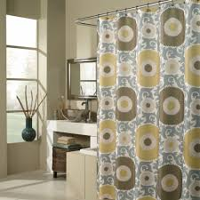 Disney Shower Curtains by Aweinspiring Target Aquamarine Multistripe Blue Aqua Green Fabric