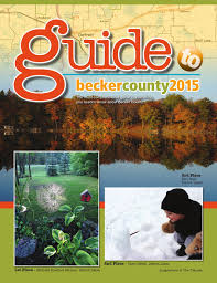2015 guide to becker county by detroit lakes newspapers issuu