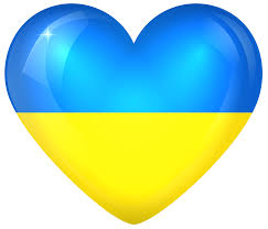 Ukraine Flag Ukraine Large Heart Flag Gallery Yopriceville High Quality