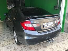 Famosos Honda New Civic LXR 2.0 i-VTEC (Flex) (Aut) 2014/2014 - Salão do  #FD92