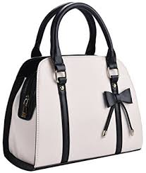 bags with bows on them coofit handbag bow leisure top handle bags