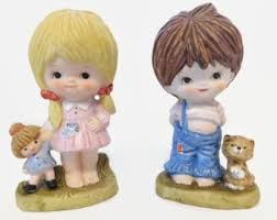 Home Interiors Figurines by Homco Figurines Etsy