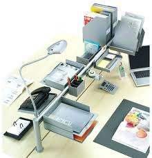 Cool Stuff For Office Desk Office Desktop Accessories Table Design Custom Office Desk Within