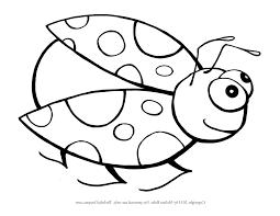 ladybug coloring pages shimosoku biz