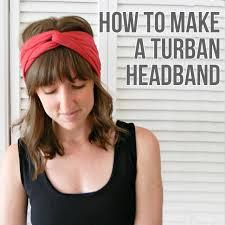 infinity headband how to make a turban headband shrimp salad circus