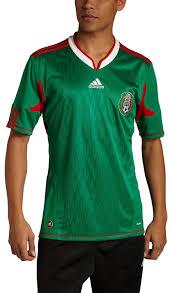 amazon com mexico home soccer jersey sports fan soccer jerseys