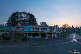 nara dreamland an abandoned amusement park offbeat japan