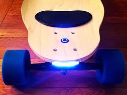 electric skateboard led lights designing our headlights and tail lights the zboard electric