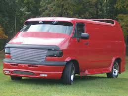 dodge van visors wiper cowls for vans customvan com