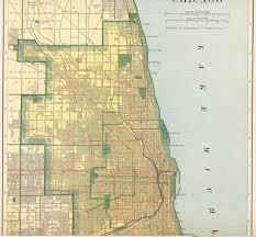 City Map Of Chicago by The Usgenweb Archives Digital Map Library Hammonds 1910 Atlas
