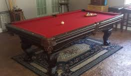 used pool tables for sale in ohio pool tables by kincaid quality new and used pool table sales and