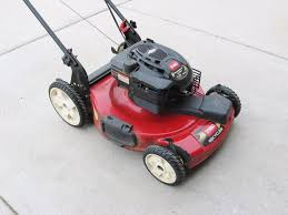 tune up your lawn mower 13 steps with pictures