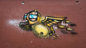 free images bird decoration green spray color insect color insect colorful yellow graffiti artwork street art urban art figure drawing creativity mural murals wall painting macro photography