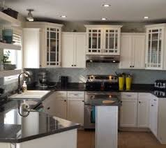 Diy Kitchen Cabinets Makeover Diy Kitchen Cabinet Makeover Bombay Black Kit Giani Countertop