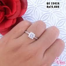 model cincin titanium cincin permata swarovsky cincin titanium