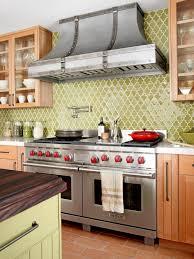 green tile kitchen backsplash modern kitchen trends wall mount pot filler faucets flower
