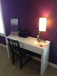 Small Desk Vanity Furniture Floating Vanity Table Makeup Desks Vanity With Lights