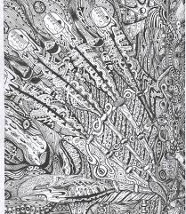 eye catching abstract sketches abduzeedo com