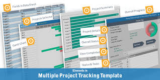 Project Template Excel Project Tracking Template Excel Free