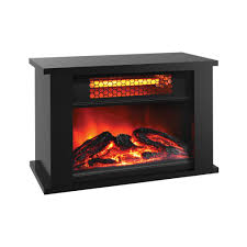 electric fireplaces