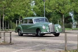 mercedes adenauer 1953 mercedes 300 adenauer driver market
