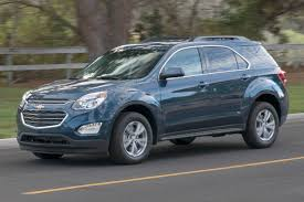 2017 chevrolet equinox warning reviews top 10 problems