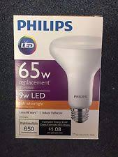 philips 459552 65w equivalent soft white br30 dimmable led light