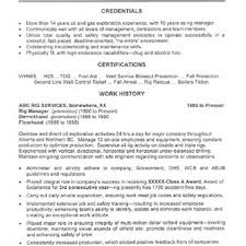 Electrician Resume Example by 100 Sample Resume Oil And Gas Industry Best Pipefitter