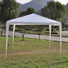Patio Tent Gazebo Convenience Boutique Outdoor 10 X 10 Heavy Duty Canopy Tent Gazebo