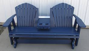 Gliding Adirondack Chairs Apple Creek Furniture
