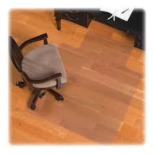Chair Mat For Hard Floors Esr Sports 132033 Lipped Intermediate Chairmat Hard Floor 48