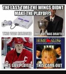 Red Wings Meme - hockeytown boys detroit red wings hockey pinterest hockey