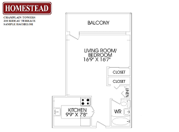London Terrace Towers Floor Plans by Champlain Towers Homestead