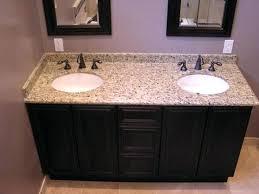 granite countertops for bathroom vanities stylish decoration