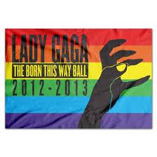 1100 The Flag Image Born This Way Ball Rainbow Banner Jpg Gagapedia Fandom