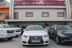 lexus dealership kuwait lexus ls460 2013 shoneez motors